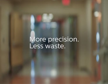 Healthcare customer film